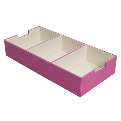 Source: Itso Narrow Fabric Tray from Target
