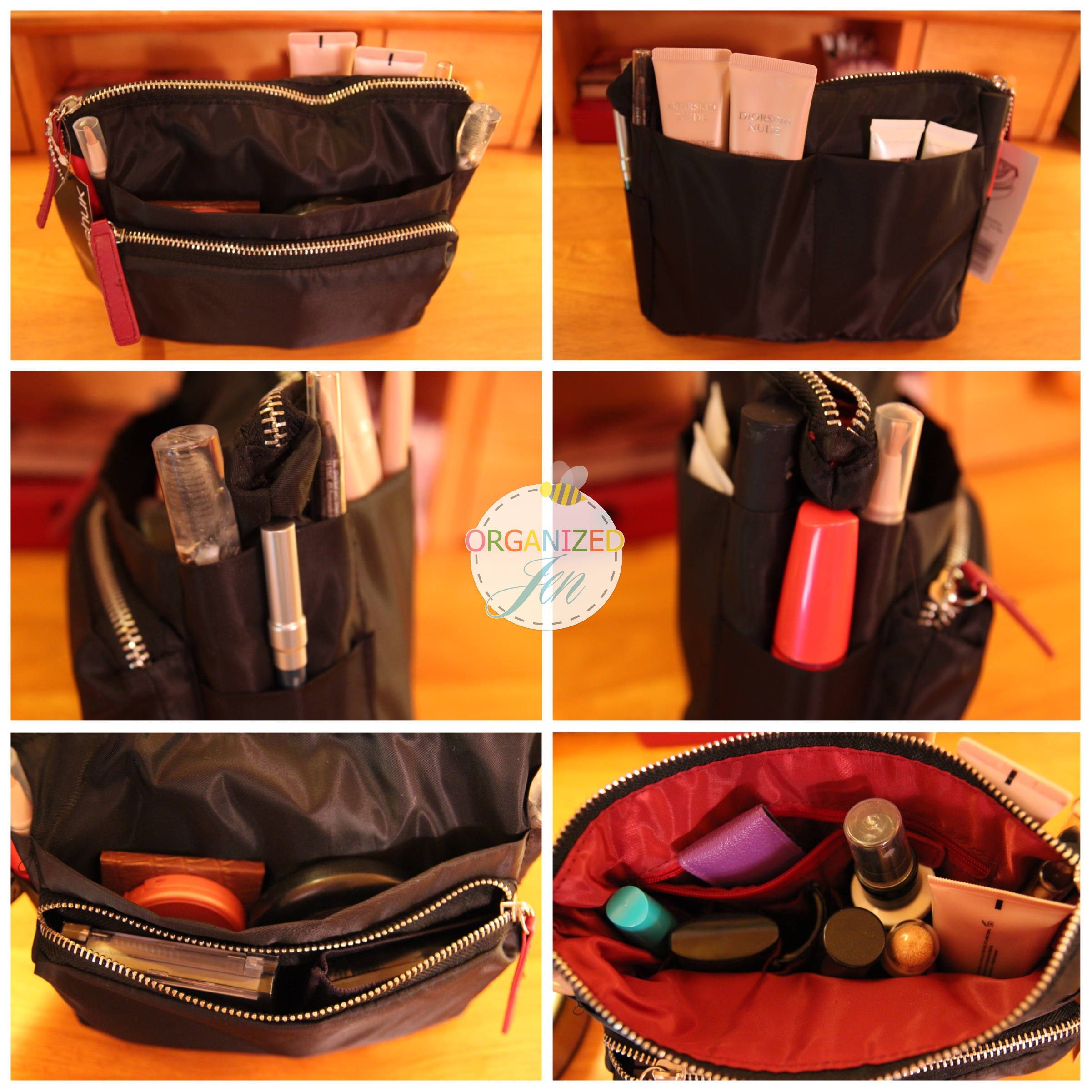 First Impressions: Sonia Kashuk Completely Organized Makeup Bags ...