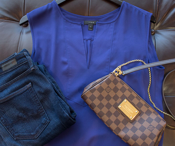 clothes accessories favorites april 2015 j. crew louis vuitton eva AG prima cigarette