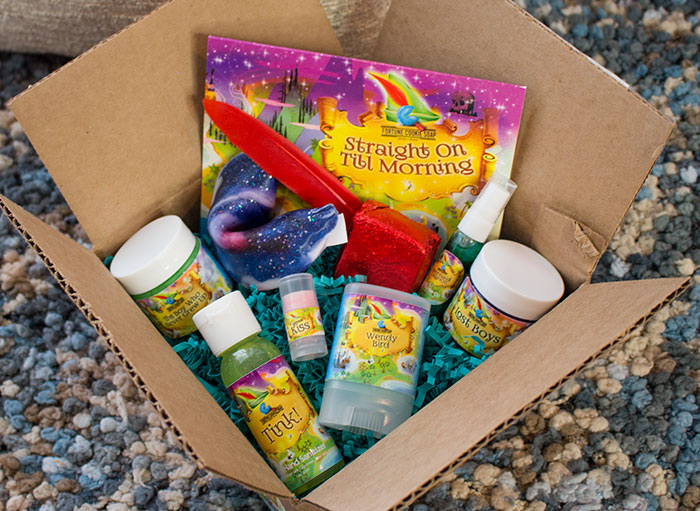 Fortune Cookie Soap Box | Summer 2015 - Pretty Neat Living