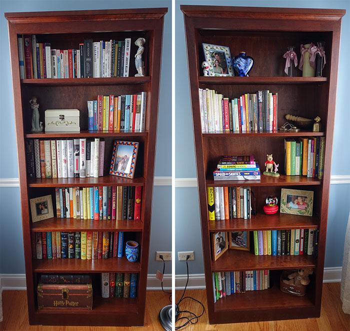 bookshelf organization 2015