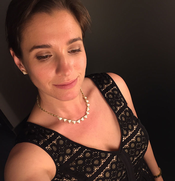 loft geo striped lace dress sale