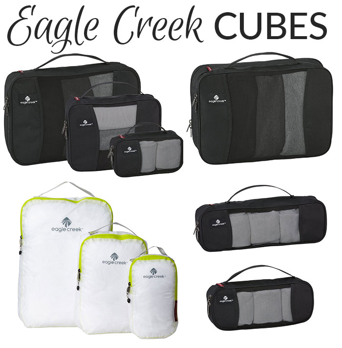 eagle creek pack-it cubes