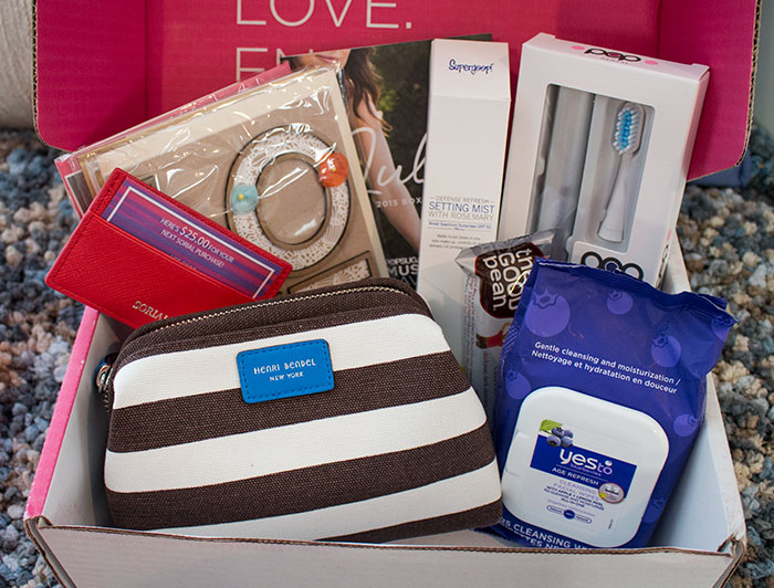 popsugar must have box july 2015