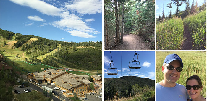 week in review, hiking deer valley, utah, august 2015