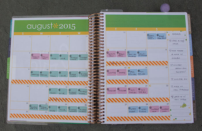 august 2015 ECLP monthly spread