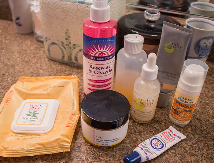 evening skincare routine fall 2015