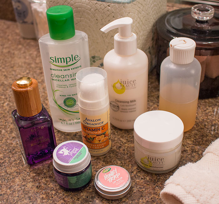 evening skincare fall 2015