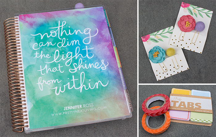 september 2015 planner accessories