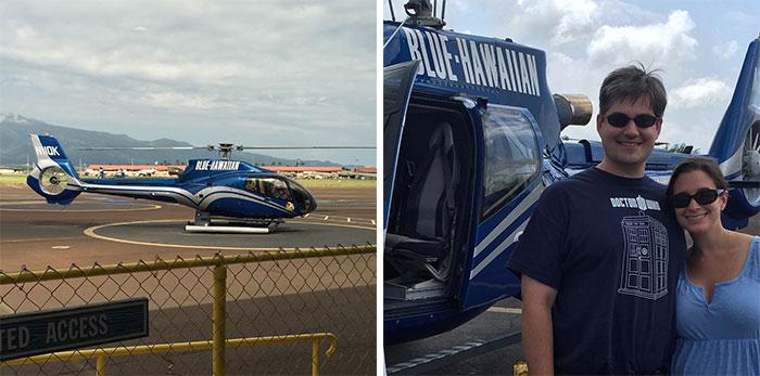 trip recap blue hawaiian helicopters 2015