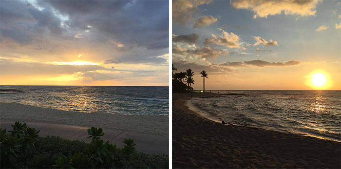 trip recap kona sunsets 2015