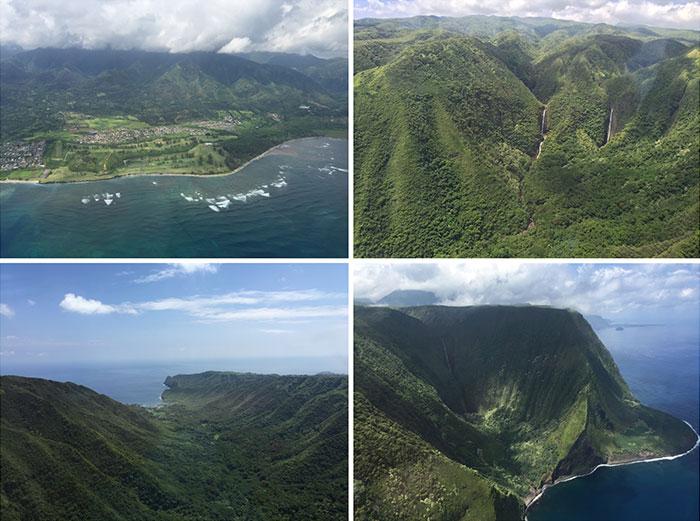 trip recap maui helicopter tour 2015