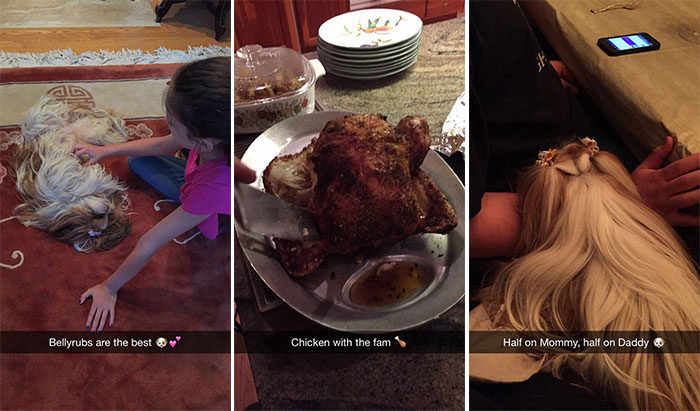 week in review family dinner 09-08-2015