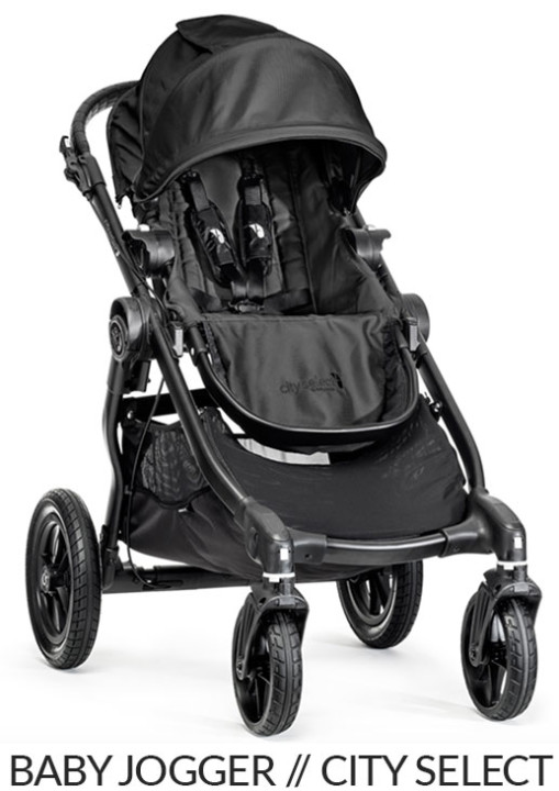baby jogger city select 2015