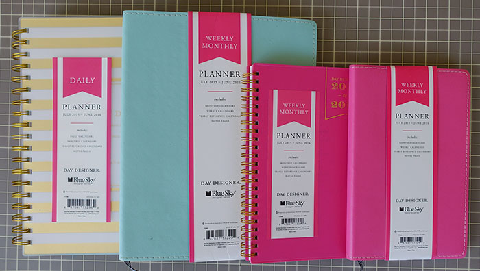 planner review day designer for blue sky 2015 2016 pretty