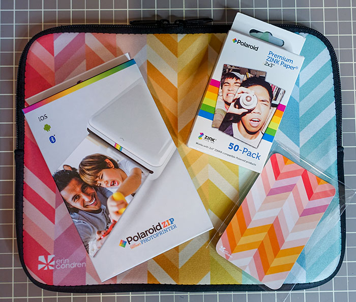 erin condren polaroid zip giveaway