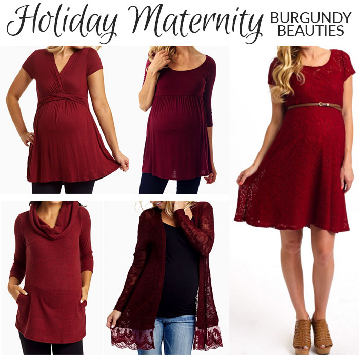 MATErnity haul 3rd trimester pinkblush 2015