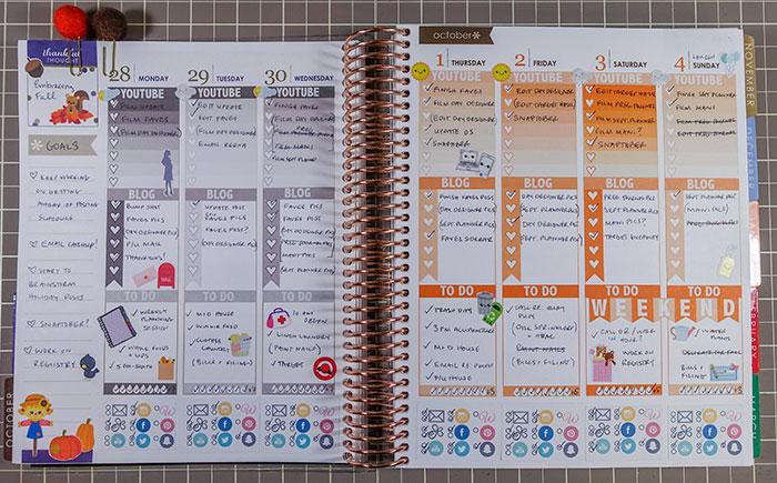 october 2015 planner overview week 1