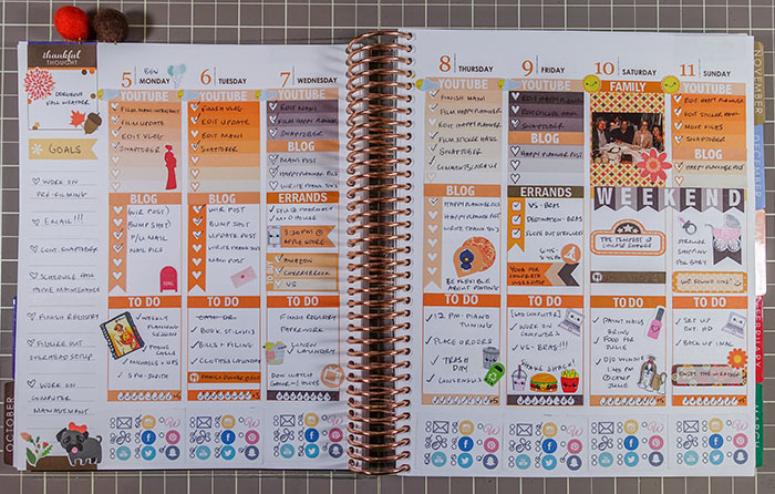 october 2015 planner overview week 2