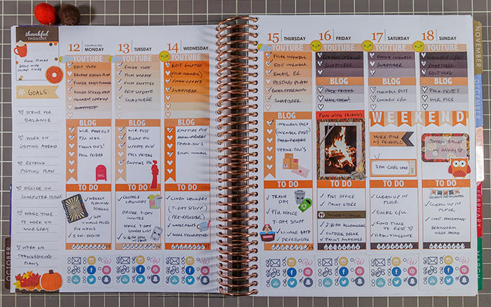 october 2015 planner overview week 3
