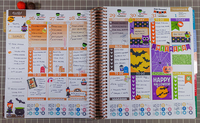 october 2015 planner overview week 5