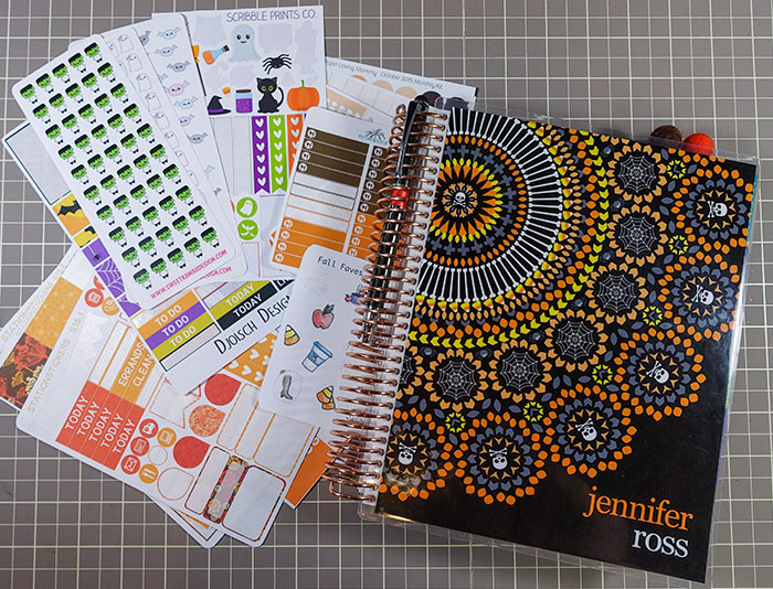 october 2015 planner overview accessories