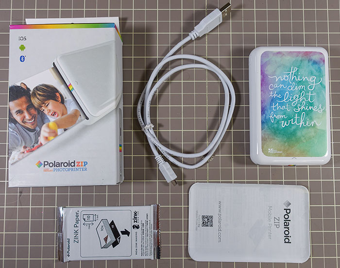 polaroid zip erin condren bundle
