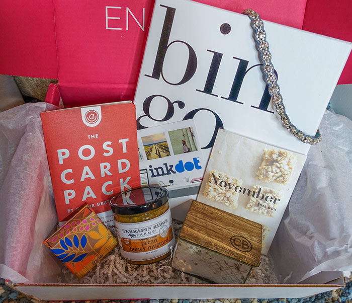popsugar must have box november 2015