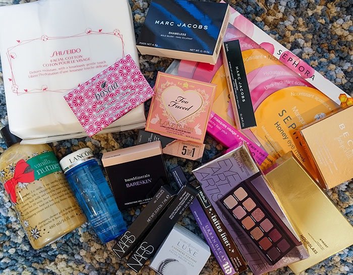 sephora vib sale beauty haul fall 2015