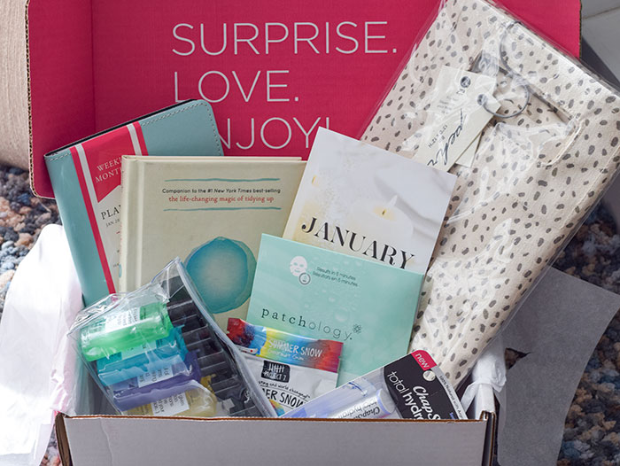 popsugar must have box january 2016