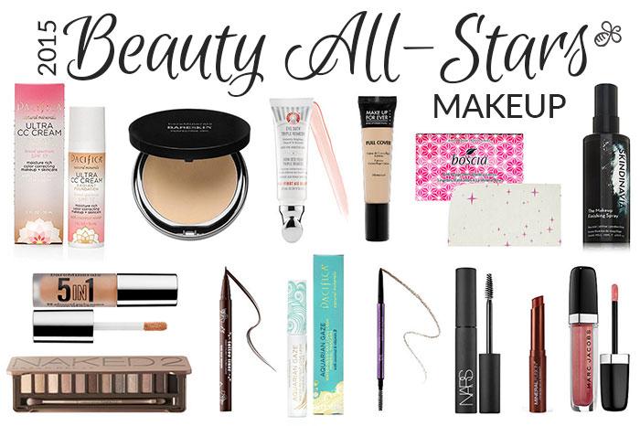 2015 beauty all stars makeup