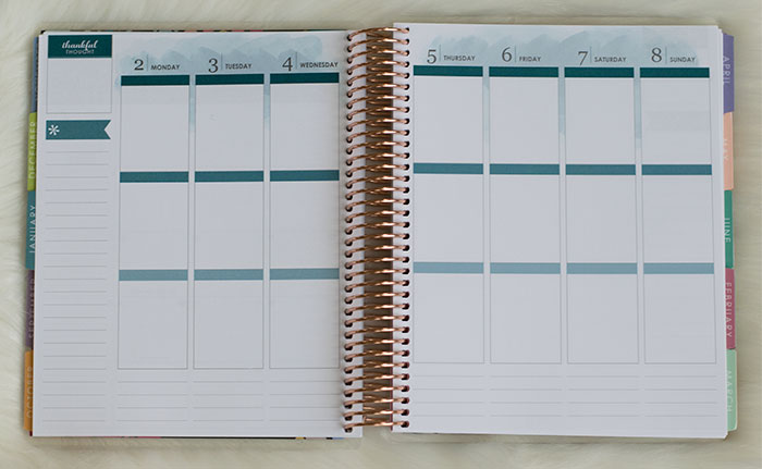 erin condren life planner 2016-17 colorful vertical weekly spread