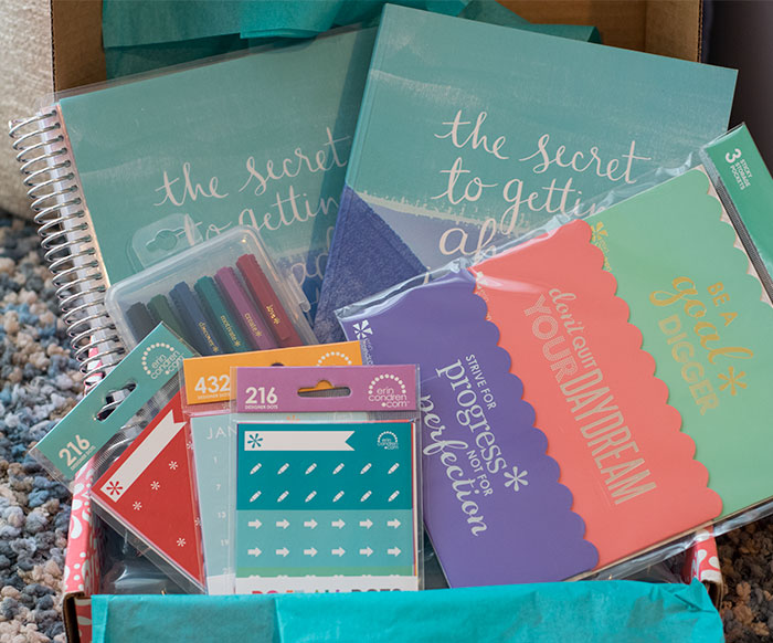 erin condren notebook giveaway 2016