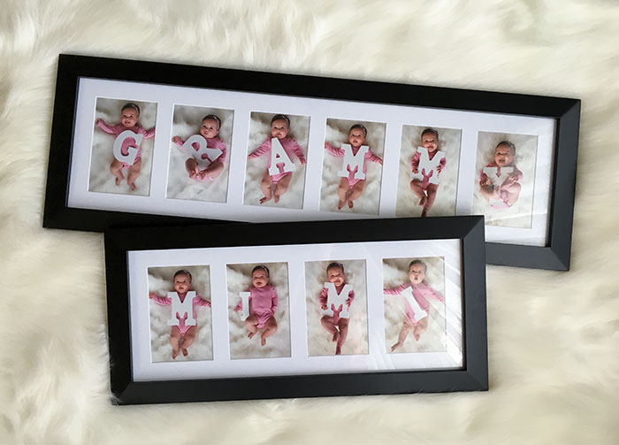 pinspired diy mothers day photo collage