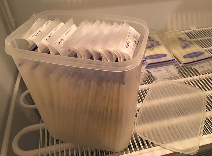 breastmilk storage 2016