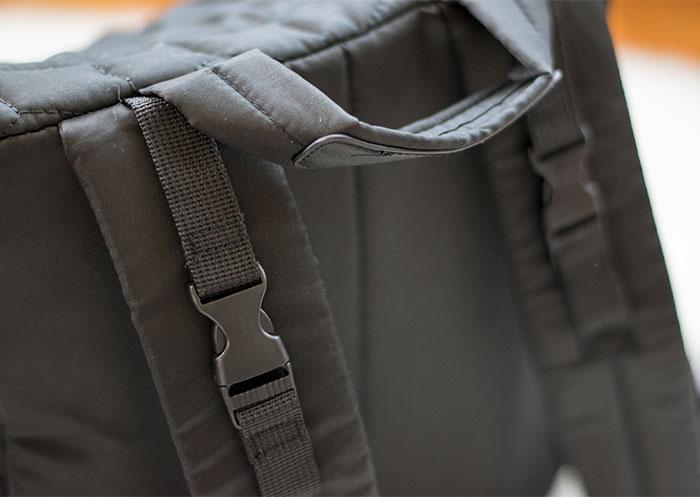 diaper bag details stroller clips 2016