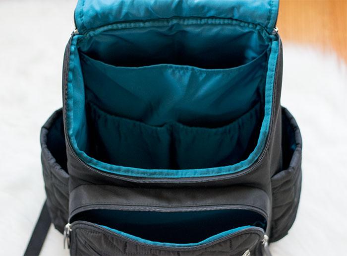 diaper bag interior 2016