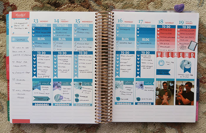 2015-16 june planner spread
