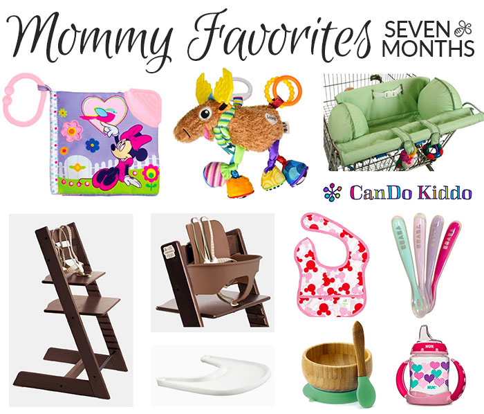 mommy favorites seven month old 2016