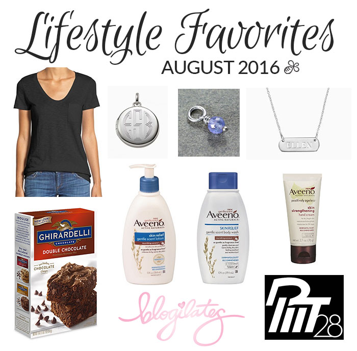 lifestyle favorites august 2016