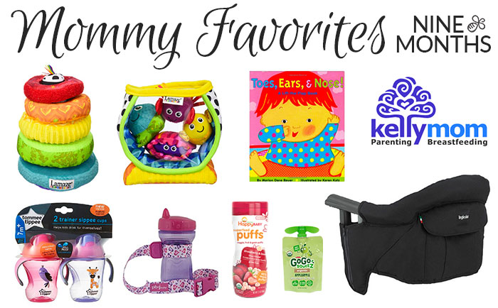 mommy favorites nine month old 2016