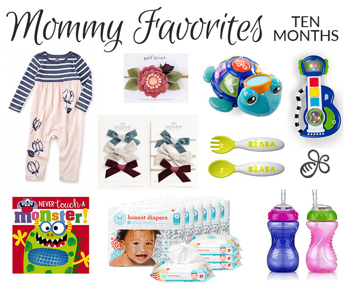 mommy favorites 10 month old 2016