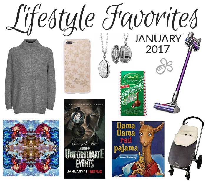 lifestyle favorites january 2017