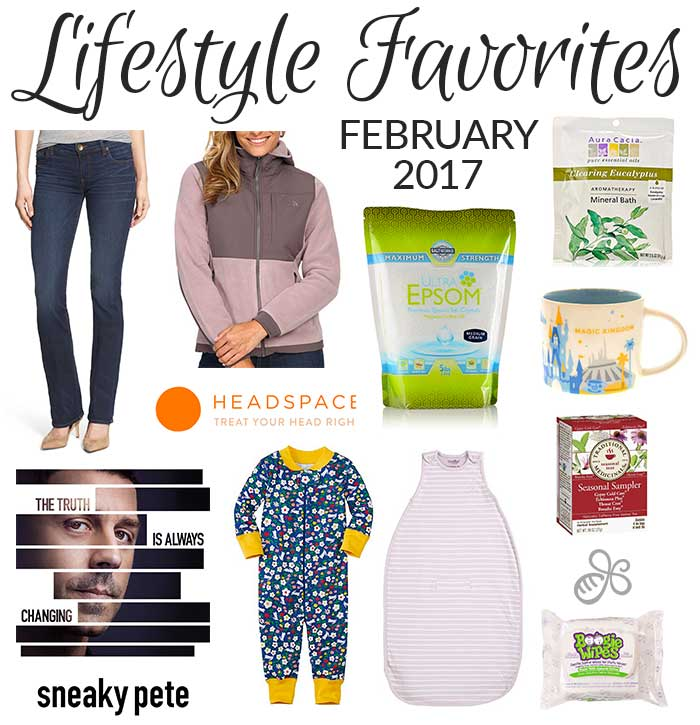 lifestyle favorites february 2017