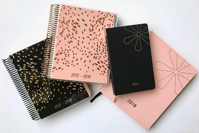 erin condren life planner 2018 preview