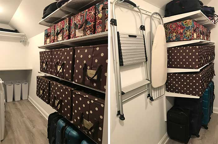 Closet Renovation | Laundry Room Addition - Pretty Neat Living